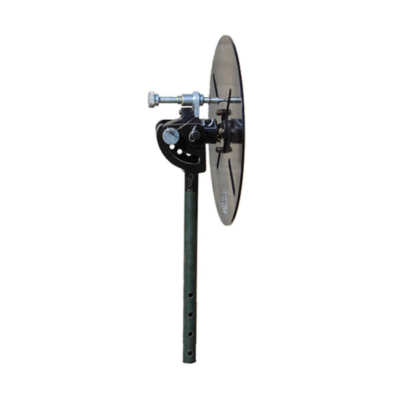 Pipe Jack Stands >> Spinners/ Roll Out Wheels – Javelin Industrial