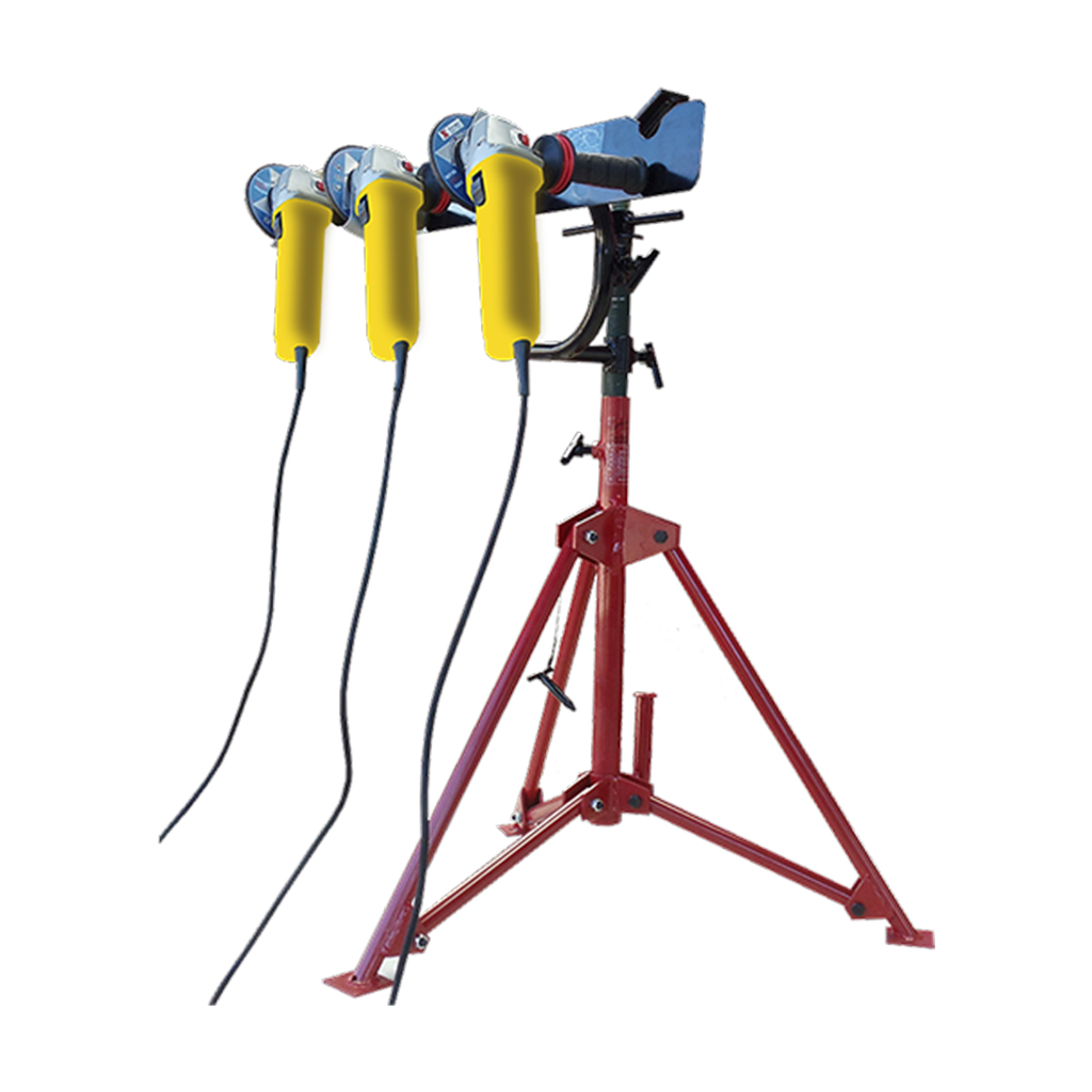 Pipe Jack Stands >> Grh U3 Javelin Industrial
