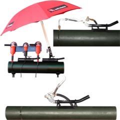 MAGNETIC PIPE LINE TOOLS, GRASSHOPPERS & NEW LARGER WELDERS UMBRELLAS